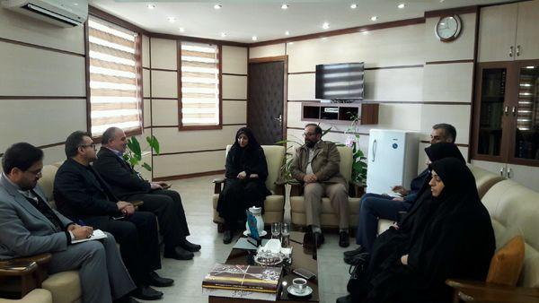 قدردانی مدیرکل آموزش پرورش استان قزوین از  رییس سازمان جهاد کشاورزی