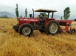 پرداخت بیش از ۲۳ میلیارد و ۶۰۰ میلیون ریال تسهیلات جهت خرید ماشین آلات کشاورزی