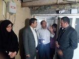 بازدید فرماندار فیروزکوه از واحد 220تنی پرورش قارچ در شهرستان