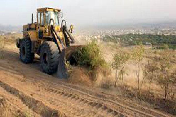 رفع تصرف ۱۷ هزار هکتار از اراضی ملی در شهرستان مهران