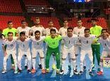 پیروزی پرگل جوانان ایران برابر جزایر سلیمان