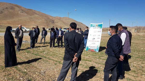 شهرستان شهرکرد مجری 5 سایت الگویی جامع تولیدی و کانون یادگیری