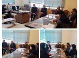 حضور تیم ارزیابی عملکرد در شهرستان سامان