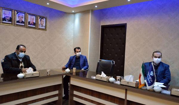 تشکیل شورای اطلاع رسانی اداره کل دامپزشکی استان آذربایجان شرقی