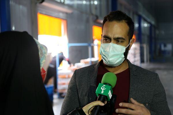 عرضه روزانه 300 تن مرغ منجمد در استان تهران