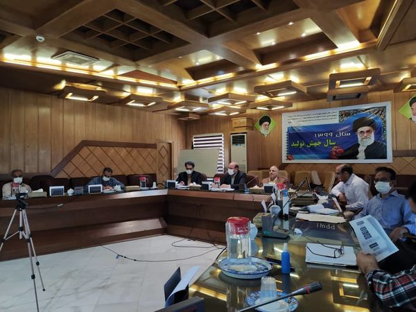 برگزاری جلسه ویدئو کنفرانس کارگروه طرح یاوران تولید در استان اصفهان