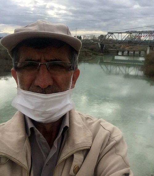 رهاسازی آب کشاورزی از سد رودزن پایش شد