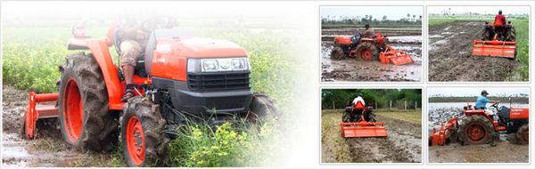 افزایش نفوذ هر چه بیشتر تکنولوژی در تولید محصولات کشاورزی
