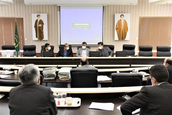 برگزاری جلسه کمیسیون طرح های کشاورزی چهارمحال و بختیاری