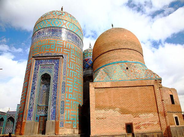 سفری سیاحتی به اردبیل با  «مستند ایران»
