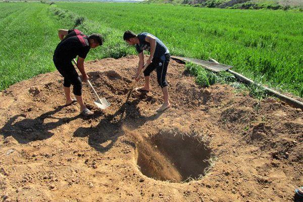 ۷۰ درصد چاه های غیرمجاز کشور پلمپ شد