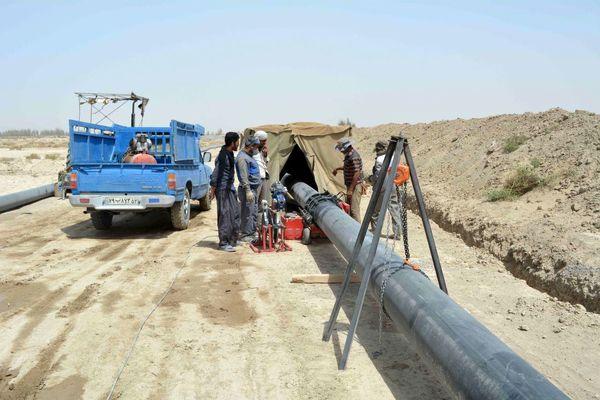 افزایش 2 برابری تولید با اجرای طرح 46 هزار هکتاری دشت سیستان