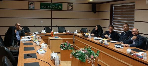 نشست ارزیابی عملکرد واحدهای فناور مراکزرشد بخش کشاورزی قزوین انجام شد