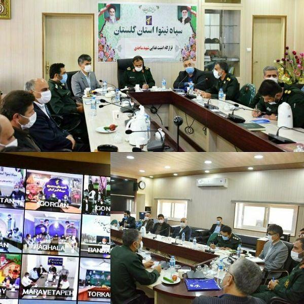 آغاز رسمی فعالیت قرارگاه امنیت غذایی شهید ساجدی سپاه نینوا