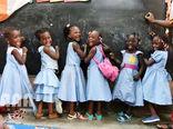 کلاس درس در ساحل عاج