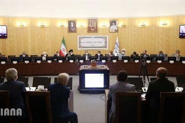 نشست کمیسیون کشاورزی، آب و منابع طبیعی مجلس شورای اسلامی