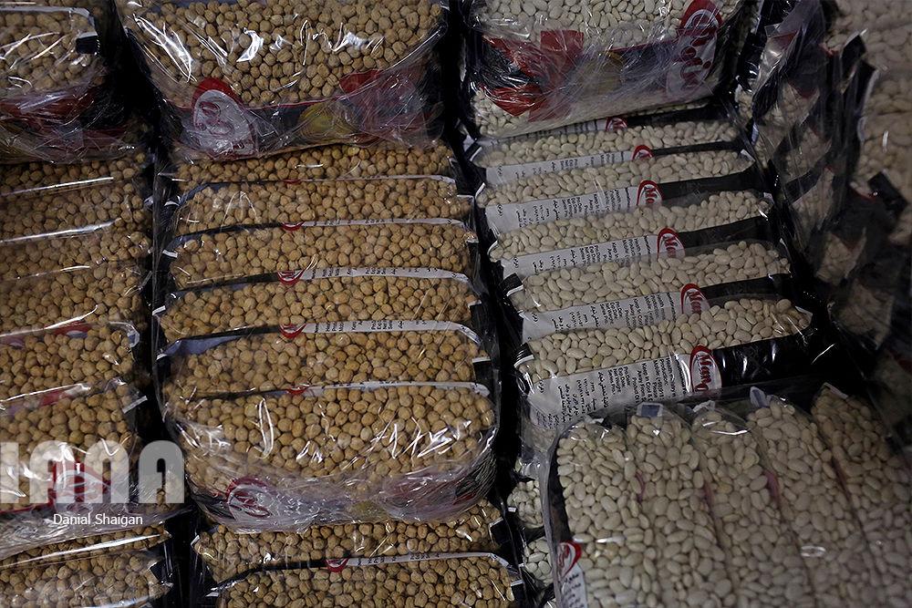 واحد بستهبندی محصولات کشاورزی