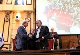 حجتی و شافعی تفاهمنامه امضا کردند