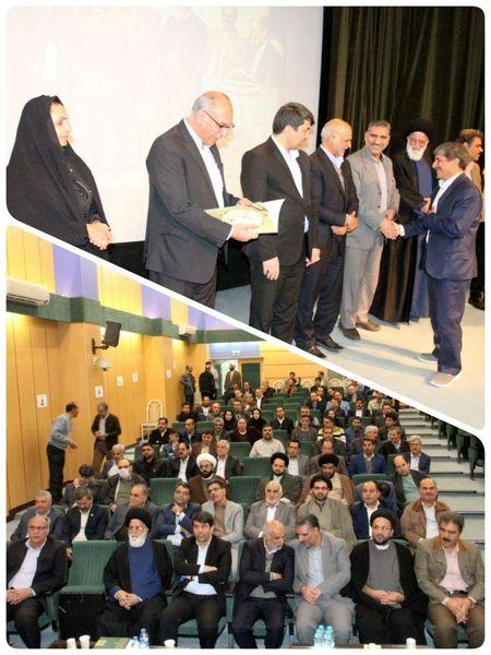 پژوهشگران برتر جهاد کشاورزی استان یزد تجلیل شدند