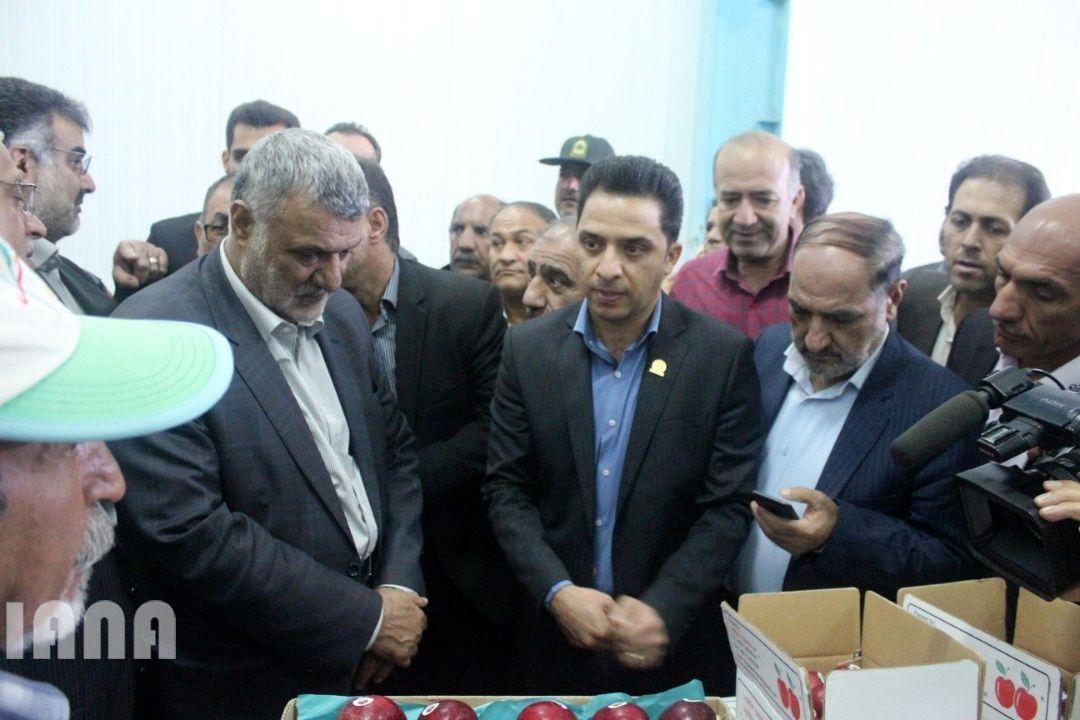سفر وزیر جهاد کشاورزی به استان فارس و بازدید از پروژه های بخش کشاورزی