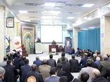 مراسم یادبود سردار شهید سپهبد سلیمانی در وزارت جهاد کشاورزی