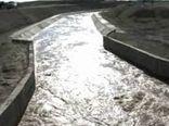 آغاز عملیات اجرایی ساخت کانال آبرسانی باغهای  جهرم