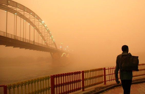 شناسایی مهمترین عامل پدیده ریزگردها در خوزستان