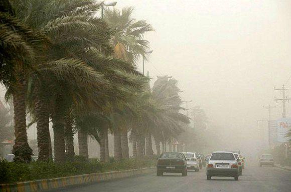 گرد و غبار سیستان و بلوچستان را تعطیل کرد