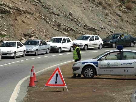 ادامه ممنوعیت تردد موتورسیکلت در جاده چالوس