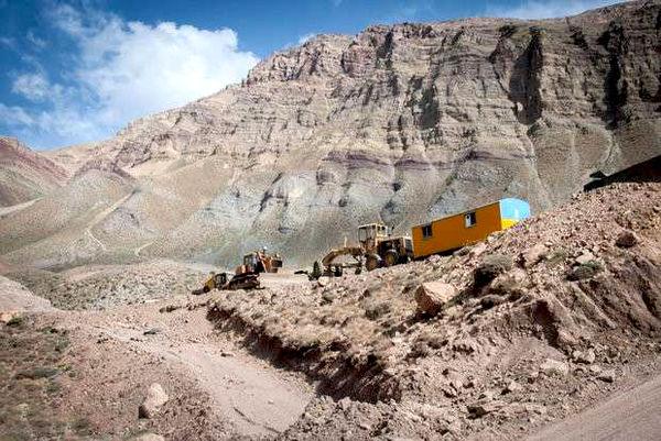 تخریب شاهوار فرسایش خاک را تشدید کرده است
