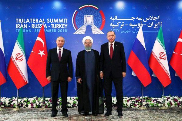 روسیه خواستار بررسی نشست سه جانبه تهران در سازمان ملل شد