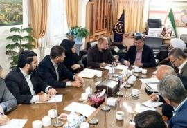 پانزدهمین جلسه شورای معاونان سازمان جهادکشاورزی گلستان برگزار شد