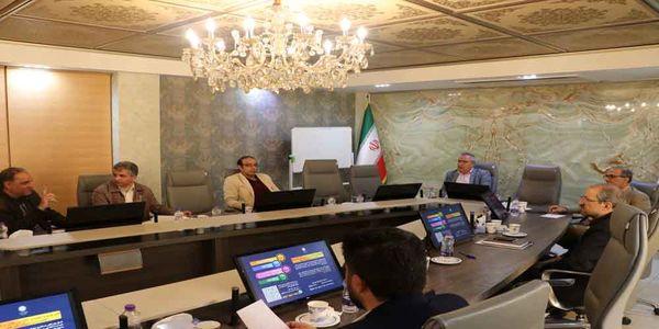 ستاد استانی سند بهرهوری آب کشاورزی استان اصفهان تشکیل شد