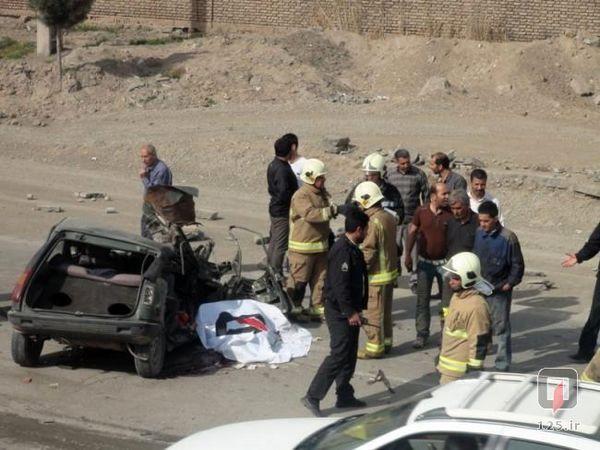 افزایش مرگ و میر تصادفات جادهای در تابستان