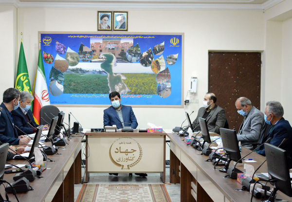تشکیل کمیته ها و ستادهای فنی و تخصصی در راستای رفع موانع تولید بخش کشاورزی