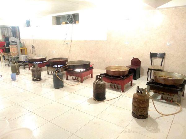 ۱۰۰۰ تن شیره در شهرستان تاکستان تولید میشود