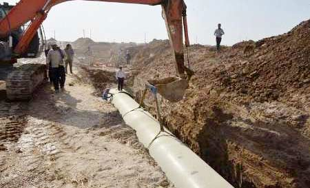 اتمام طرح انتقال آب به دشت سیستان تا پایان امسال
