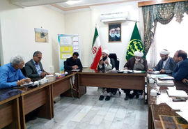 روحانیون شاغل در سازمان جهادکشاورزی استان خودشان را مروج بخش کشاورزی می دانند