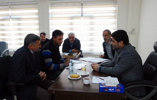 رئیس سازمان جهادکشاورزی آذربایجان شرقی به مشکلات 11 نفر رسیدگی کرد
