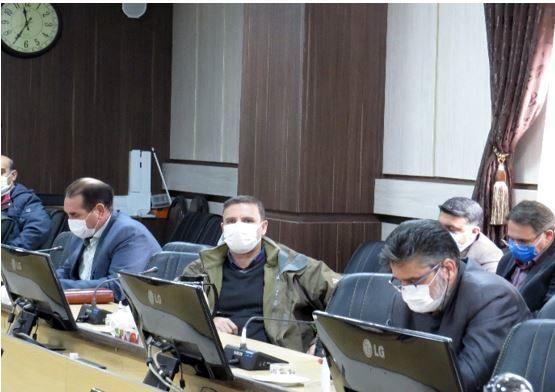 جلسه ستاد گیاهپزشکی استان خراسان شمالی برگزار شد