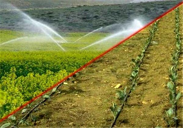 راندمان آبیاری در بخش کشاورزی چهارمحال و بختیاری افزایش یافت