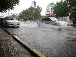 میانگین بارش در  کرمانشاه به 177 میلی متر رسید