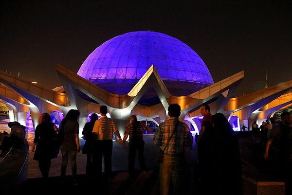 رونق اقتصاد شهر با گردشگری شبانه