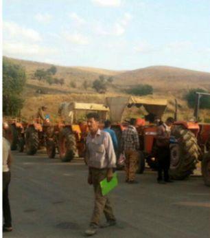 استمرار اجرای طرح پلاکگذاری تجهیزات کشاورزی در استان مرکزی