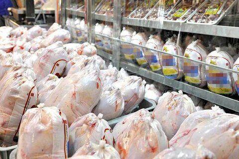 فروش مرغ بالای ۳۰ هزار تومان تخلف است