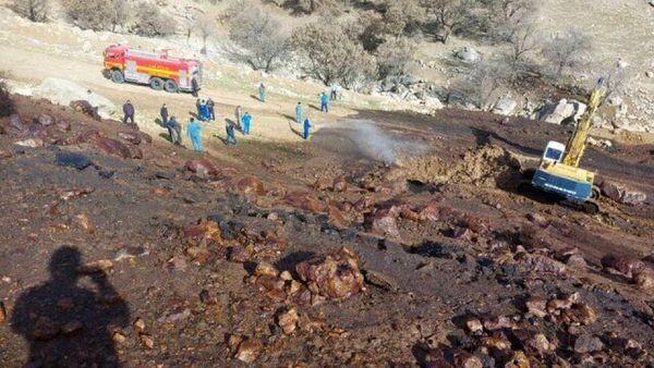خسارت به 55 مزرعه پرورش ماهی در چهارمحال و بختیاری