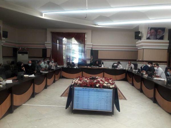 برگزاری جلسه هماهنگی طرح توسعه سامانه های نوین آبیاری استان قزوین