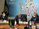 جلسه بررسی شیوه نامه ابلاغی تنظیم بازار تخم مرغ بصورت برخط با وزارت جهادکشاورزی و سازمان استانها