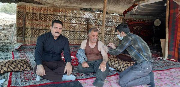 آغاز واکسیناسیون عشایر استان ایلام