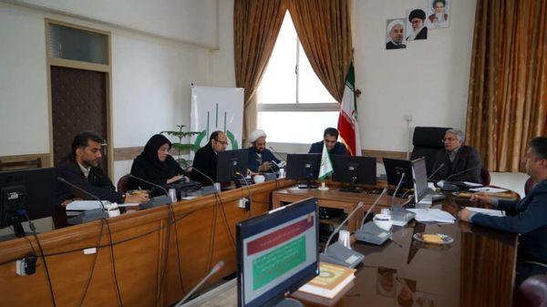 برگزاری ستاد دهه فجر با حضور ادارات تابعه